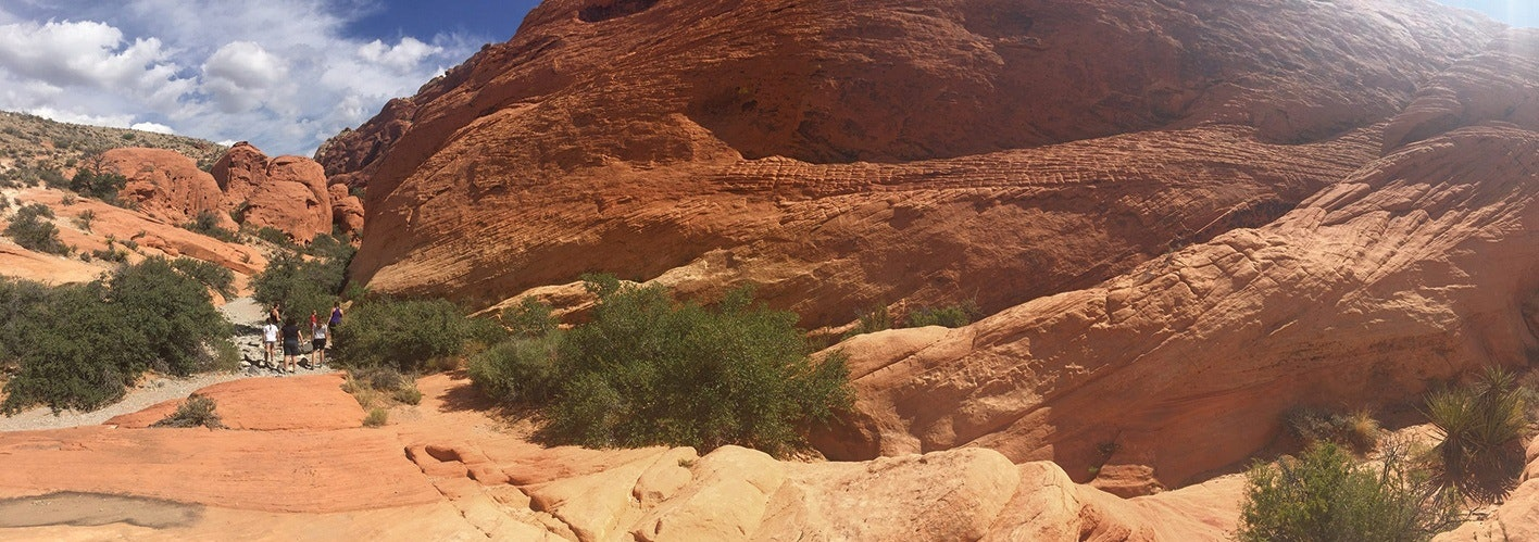 The red rocks out west header image