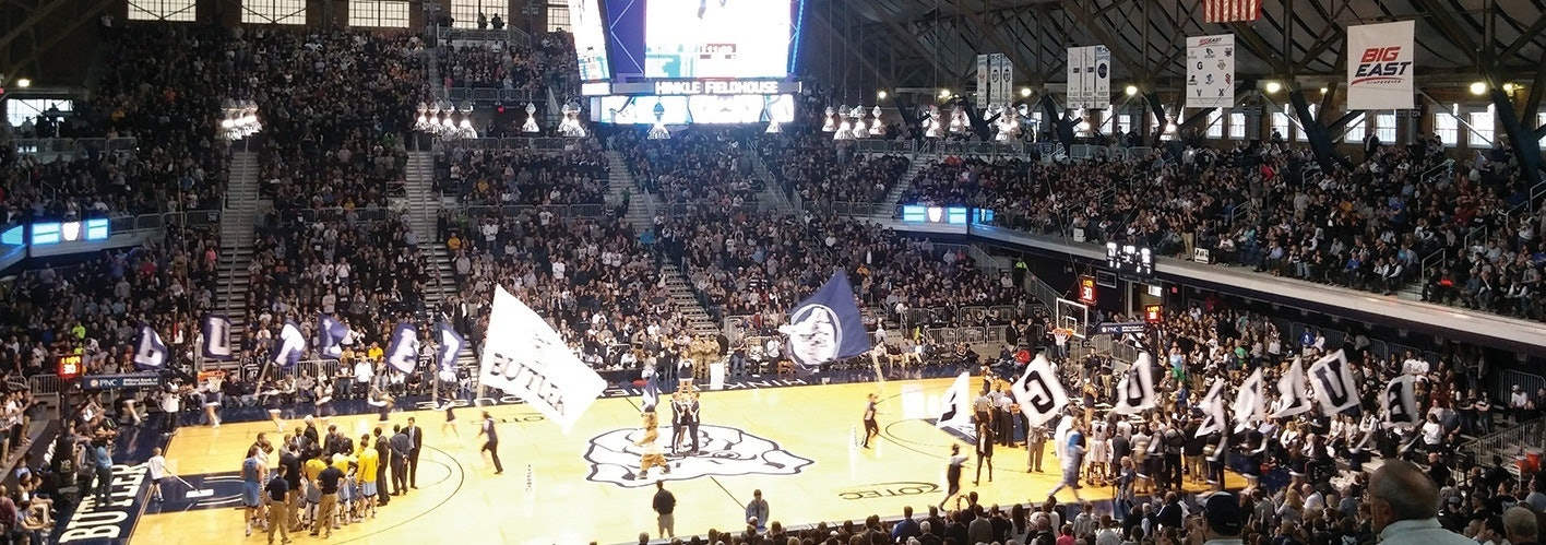 Butler University Basketball game
