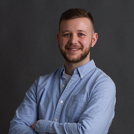 Alex Suder Motion Graphics Editor Headshot