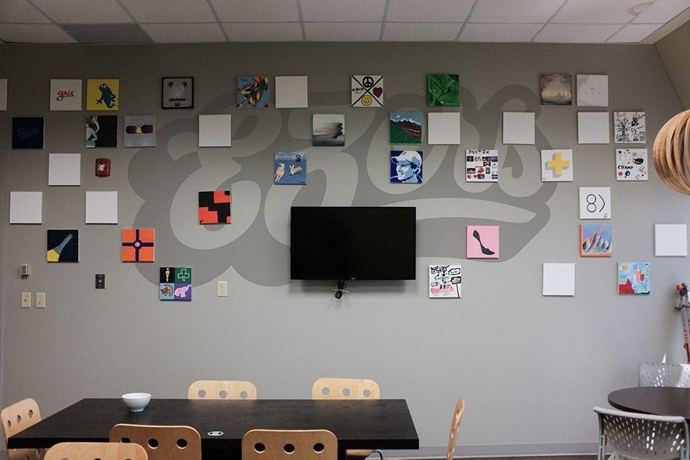 e3 internal mural