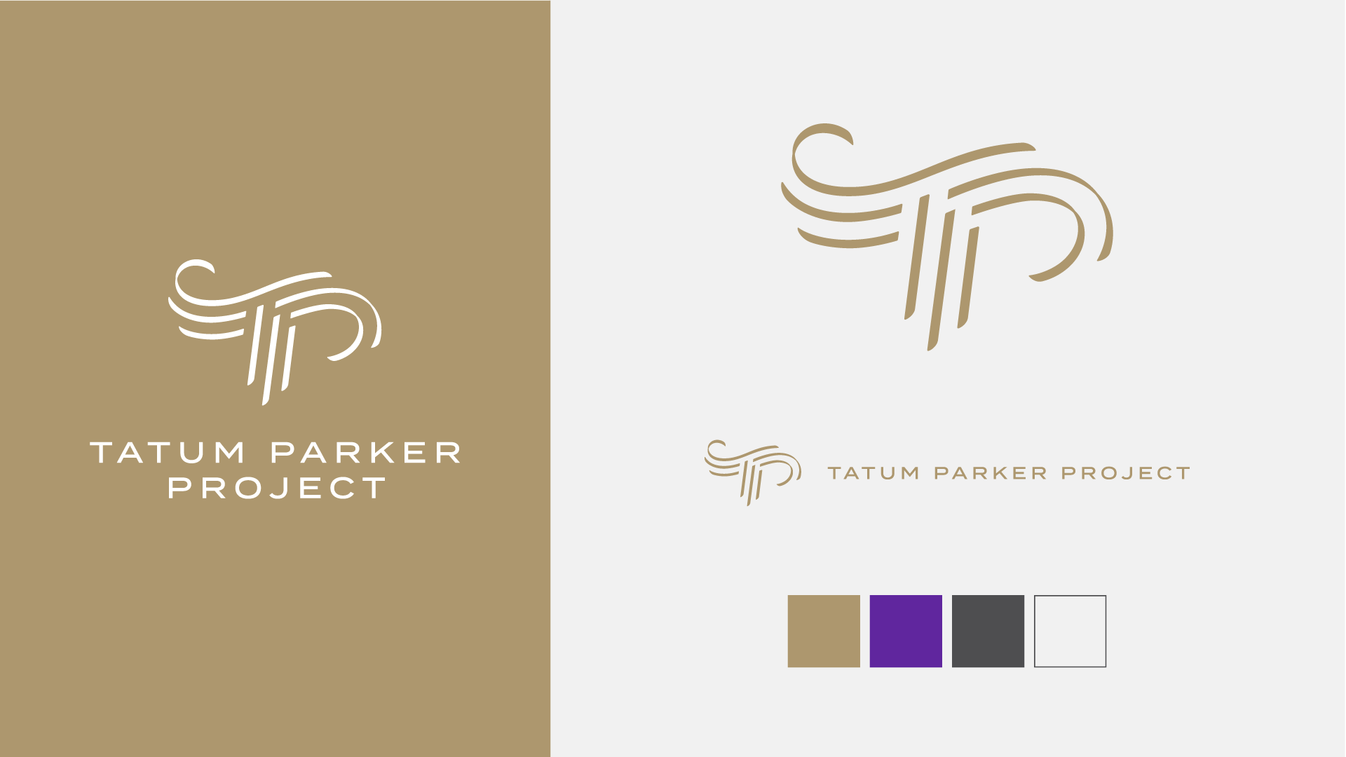 Tatum Parker Project Brand Elements