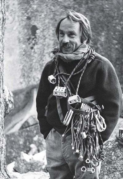 Patagonia Founder