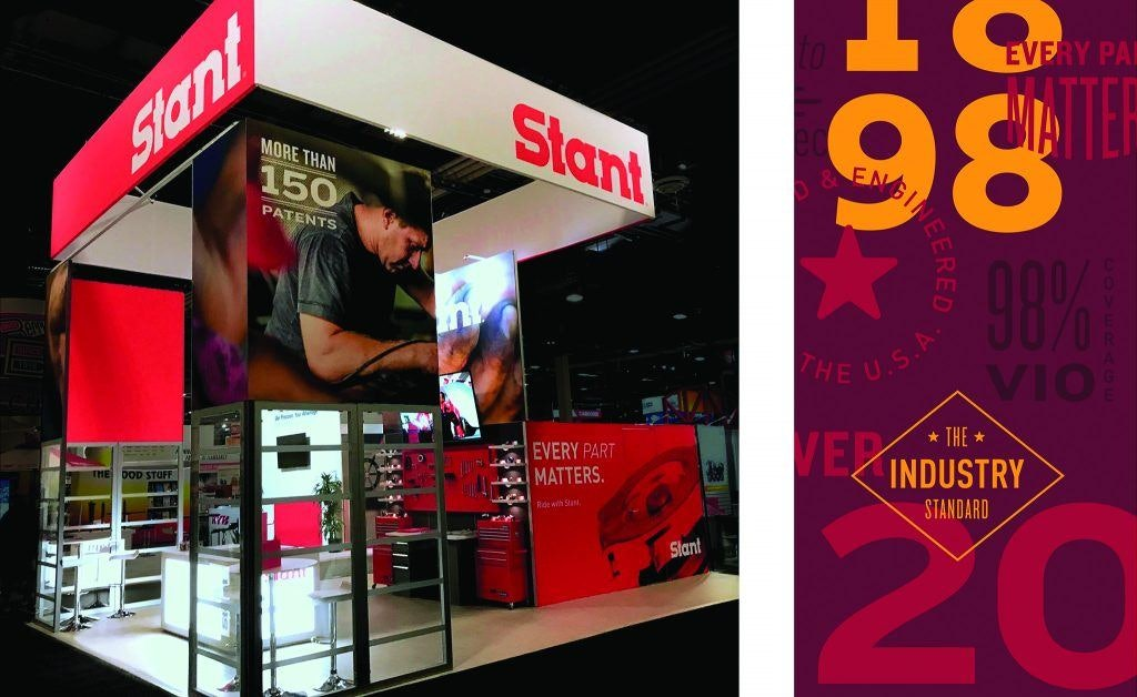 Stant Trade Booth Experience