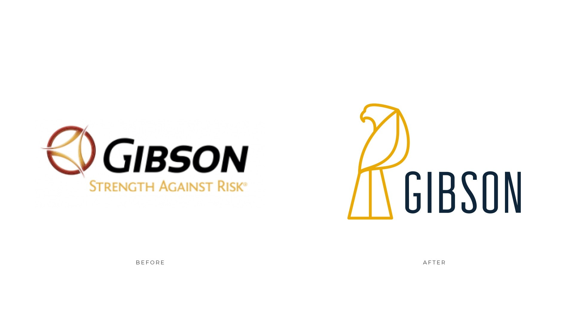 Gibson Rebrand Logo