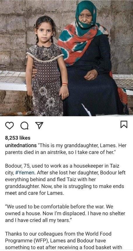 united nations instagram